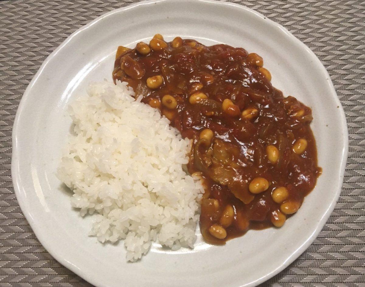 レシピ 大豆