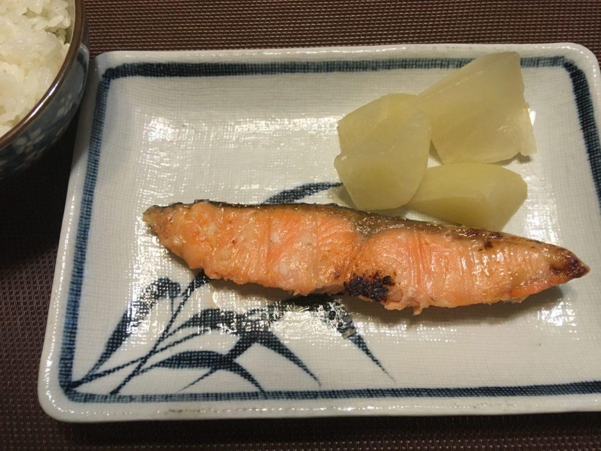鮭塩こうじ焼きアイキャッチ