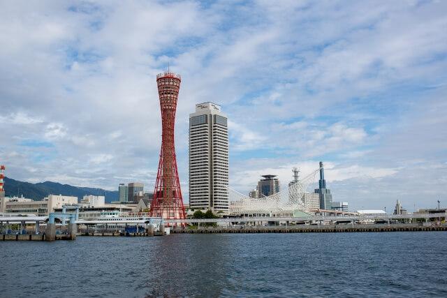 Kobe-port