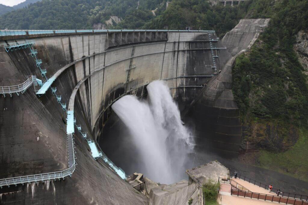 Kurobe Dam eyecatch