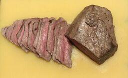 Image Beef Tataki completed