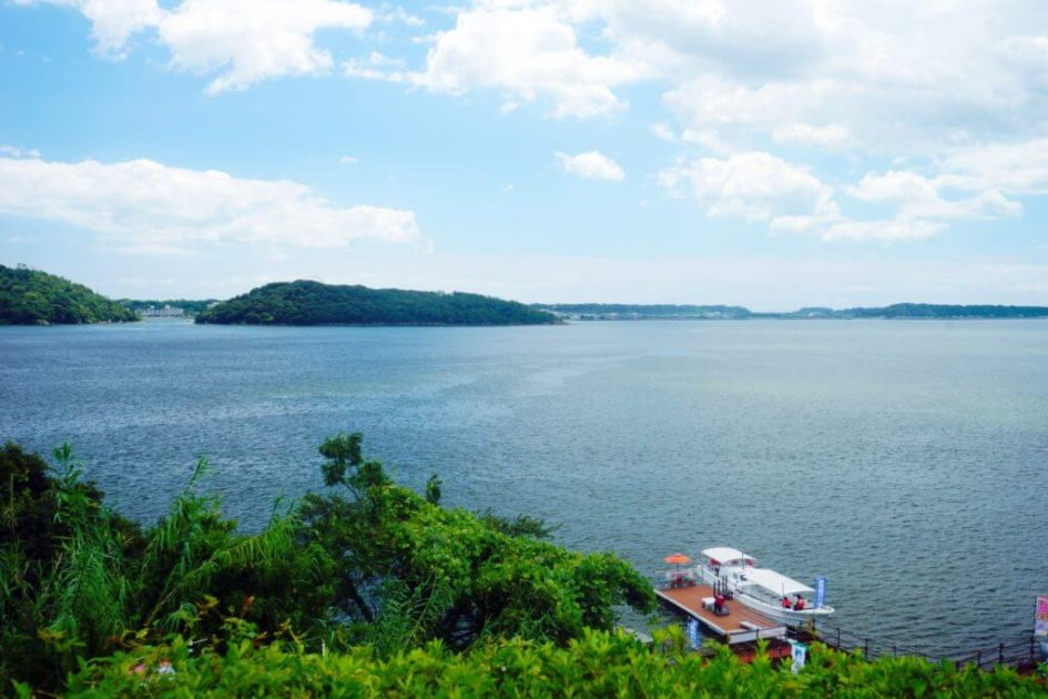 Image of Lake Hamana