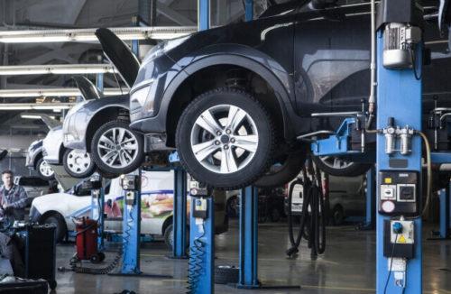 自動車産業の翻訳を示す画像