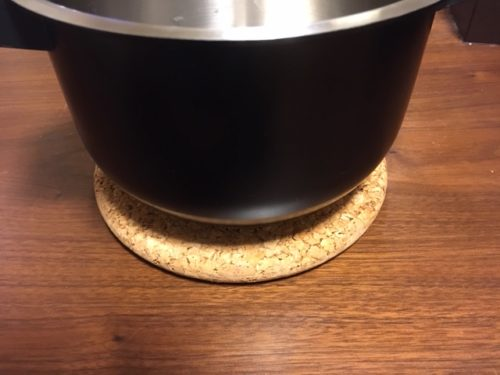 ホットクック鍋敷き
