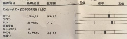 血液検査0706