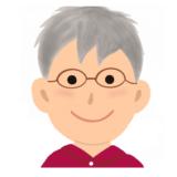 ケン・標準の顔の吹き出し画像
