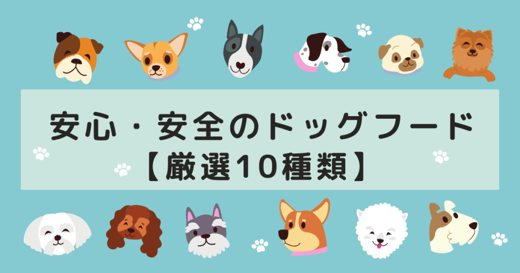 dogfood-ranking eyecatch