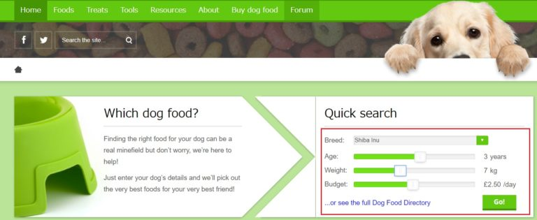 All-About-Dog-Food-top-page-quick-search image
