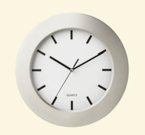 IKEAの類似品の時計の画像