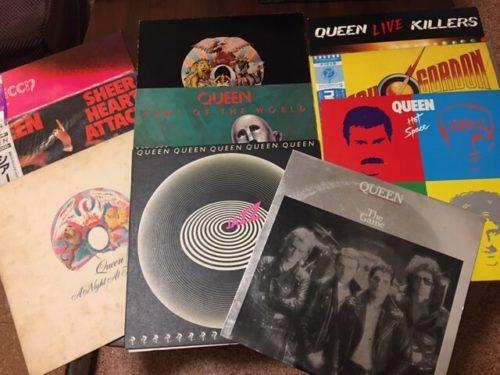 Queenレコードの画像