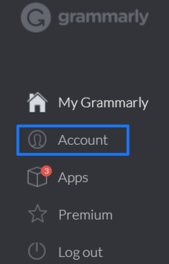Grammarly Account