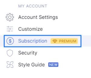 Grammarly Premium Subscription Cancel
