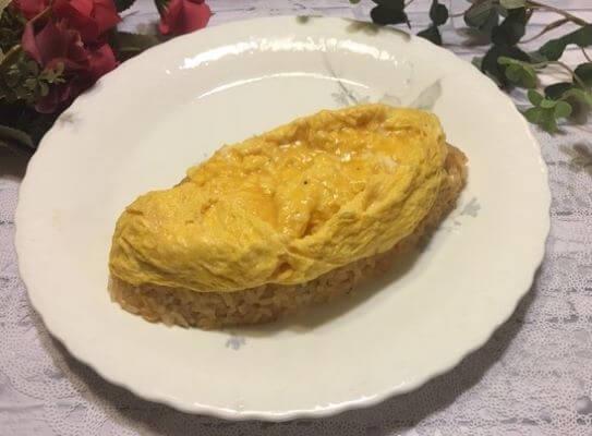 オムライス食卓2
