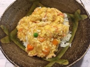 天津丼ステンレス鍋食卓