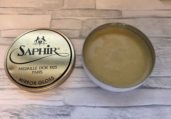 Saphir Mirror Gloss: For mirror polishing