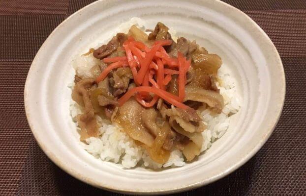 豚丼ステンレス鍋