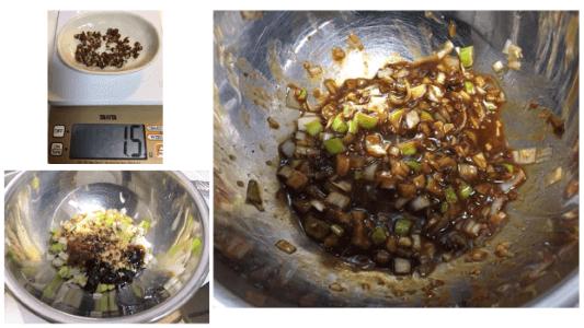 Image of Mapo Tofu Green Onion Sauce