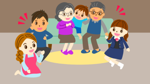 クラウティ・家族のイメージ画像