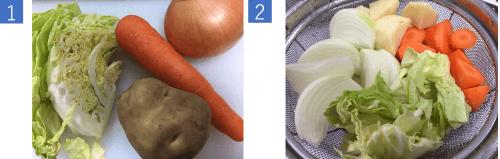 Image: Borscht Vegetables
