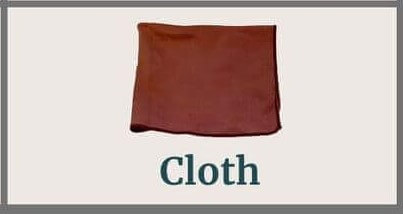 4 Tools for Mirror Polish of Leather Shoes_Cloth