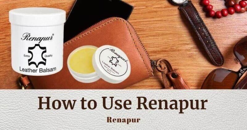 How to Use Renapur
