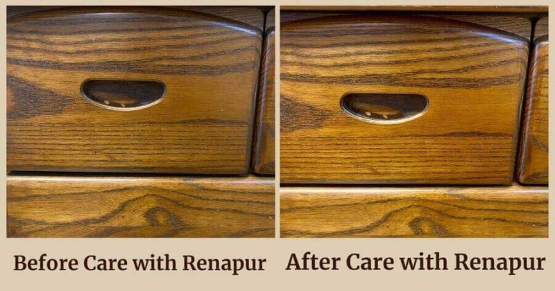 How to care with Renapur_wooden products_