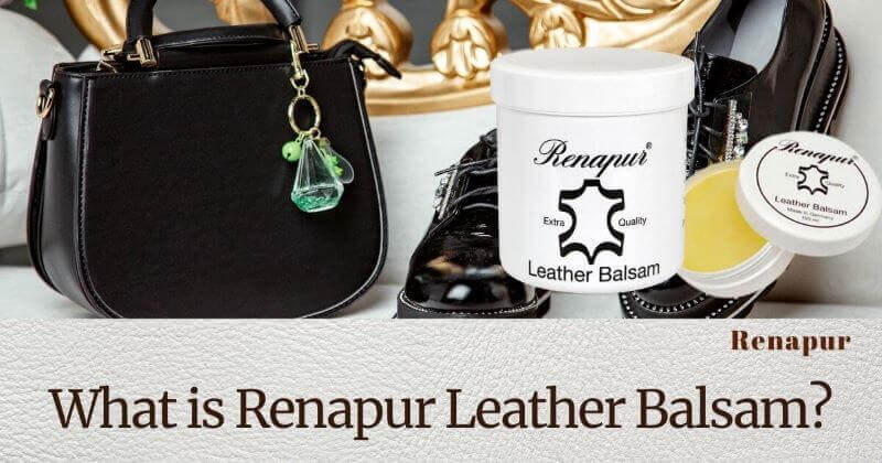 What is Renapur Leather Balsam