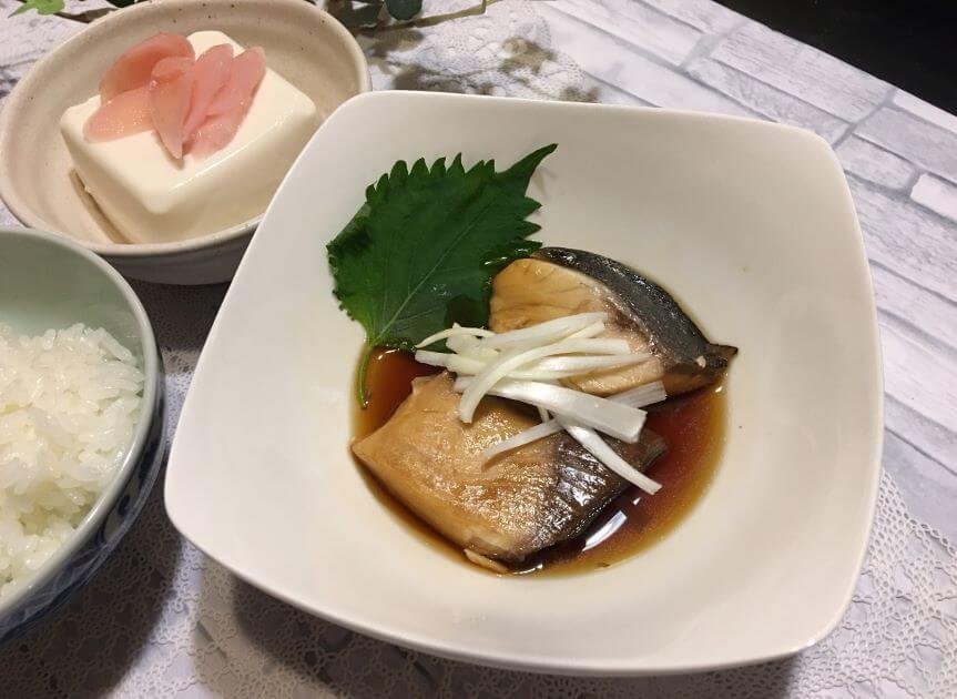 ぶりの酢煮アイキャッチ