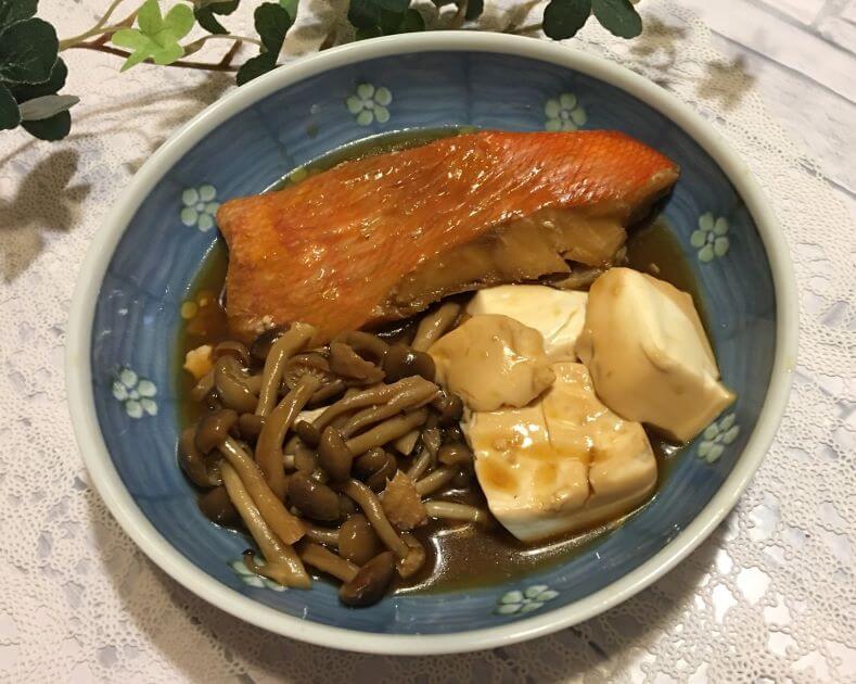 金目鯛の煮つけアイキャッチ