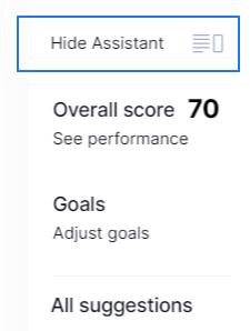 24Hide Assistant